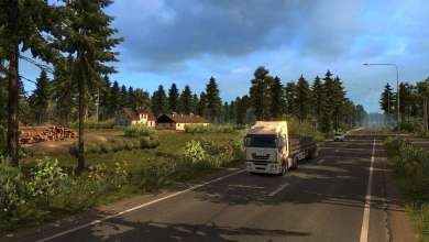 Photo of Euro Truck Simulator 2 : Le DLC Beyond the Baltic Sea et ses 13000 km de route