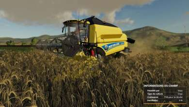 Photo of La New Holland TC5.90 repart pour une saison sur FS 19