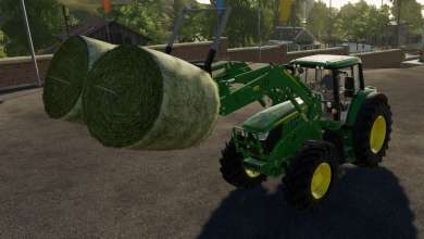 Photo of Un pique-botte made in France pour Farming Simulator 19