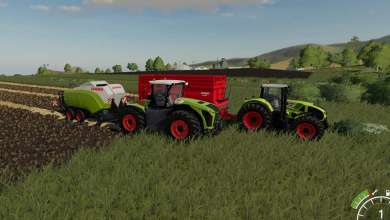 Photo of Les Claas Axion et Xerion se convertissent à FS 19