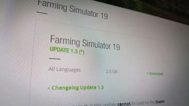 Photo of L'update 1.3 finale pour Farming Simulator 19 est là