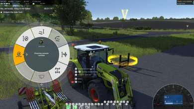 Photo of Cattle and Crops 0.5: radial menu and new physics