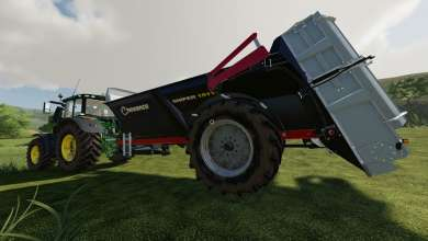 Photo of L'épandeur Chevance Sniper 1511, bijou technologique pour FS 19
