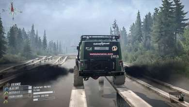 Photo of Un avant-goût d'esport sur MudRunner avec Truck Night in America