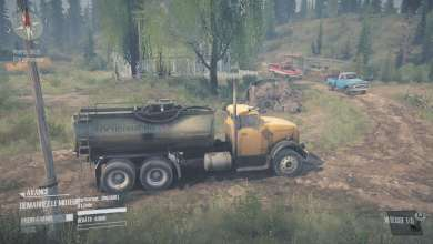 Photo of Our review on MudRunner's DLC Old-Timers: awesome map, no-interest vehicles