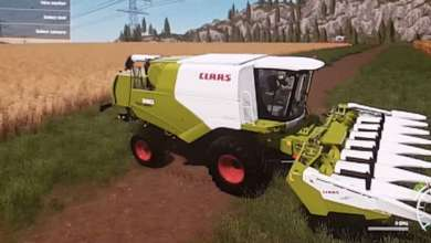 Photo de DLC Claas Farming Simulator 19 and Platinum extension are just one