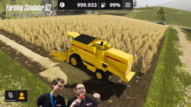 Photo of Farming Simulator 20 est une copie du 19 pour consoles portables