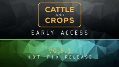 Photo of Cattle and Crops corrige aussi son patch 0.6