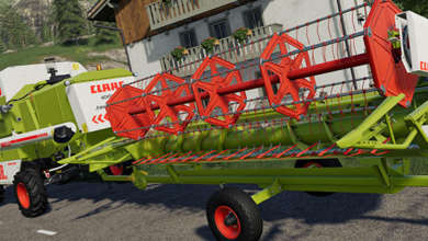 Photo de Preorder the FS 19 Platinum Expansion to get the Claas Dominator and the Torion