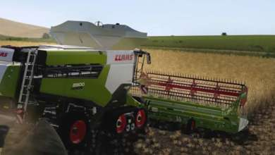 Photo de LSinfos : 20 minutes sur le DLC Claas / Edition Platinum de Farming Simulator 19
