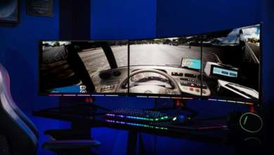Photo of Le triple moniteur pour l'update #10 de Bus Simulator