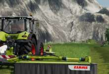 Photo of DLC Platinum : Claas s'impose dans Farming Simulator 19