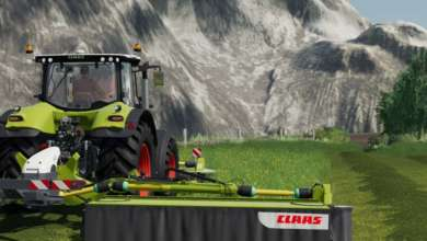 Photo de DLC Platinum : Claas s'impose dans Farming Simulator 19
