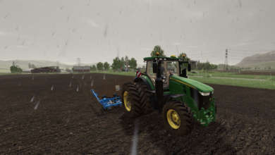 Photo de La Bretagne s'invite sur le mod Saisons de Farming Simulator 19