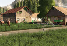 Photo of The Hills Of Slovenia, une mini map FS 19 au charme fou