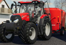 Photo of Case IH Vestrum Series pour Farming Simulator 19