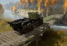 Photo of The Autumn : une des meilleures cartes Spintires arrive sur MudRunner