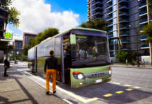 Photo of Pack Setra pour Bus Simulator 18 : 13,40 m qui braque sur place